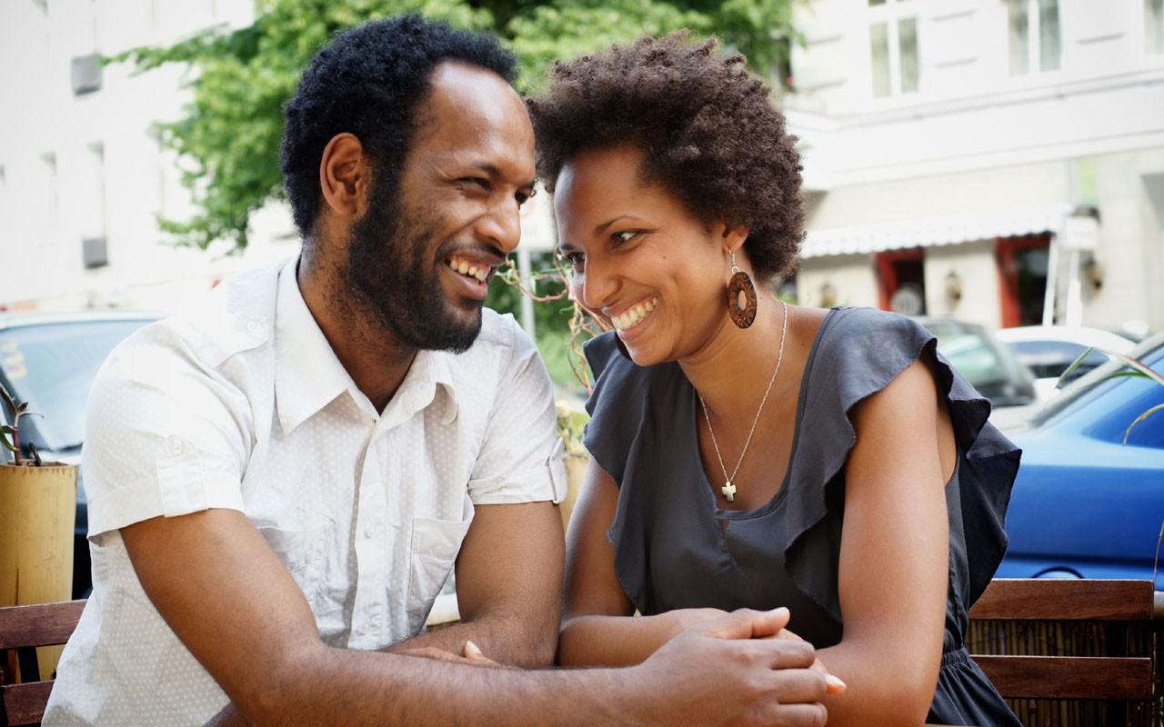 black dating hookup